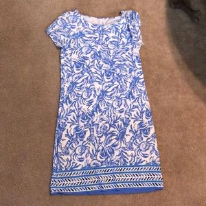 Lilly Pulitzer short sleeve Marlowe dress